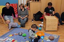 Foto Eltern-Kind-Cafe